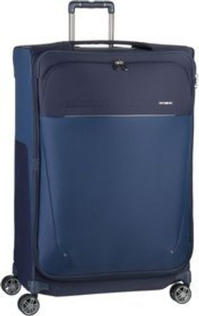 Samsonite Trolley + Koffer B-Lite Icon Spinner 83 exp Dark Blue (142 Liter)