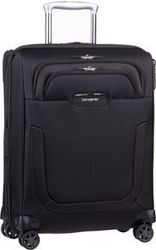 Samsonite Trolley + Koffer Duosphere Spinner 55 exp Black (40.5 Liter)