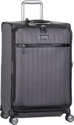 Samsonite Trolley + Koffer Lite DLX Spinner 67 Expandable Eclipse Grey (69 Liter)