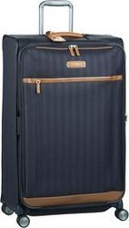 Samsonite Trolley + Koffer Lite DLX Spinner 79 Expandable Midnight Blue (106 Liter)