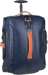 Samsonite Trolley + Koffer Paradiver Light Wheeled Cabin Duffle 55 Blue Nights (48.5 Liter)