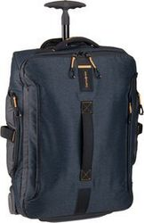Samsonite Trolley + Koffer Paradiver Light Wheeled Cabin Duffle 55 Jeans Blue (48.5 Liter)