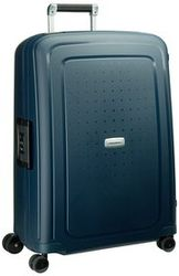 Samsonite Trolley + Koffer S'Cure DLX Spinner 69 Midnight Blue (79 Liter)