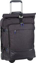 Samsonite Trolley + Koffer Ziproll Duffle/Wh 55 Backpack Shadow Blue (46.5 Liter)