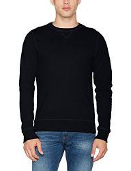 Scotch & Soda Herren NOS - Classic Crew Neck Sweat Sweatshirt