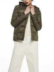 Scotch & Soda Maison Damen Reversible Puffer Jacket Jacke
