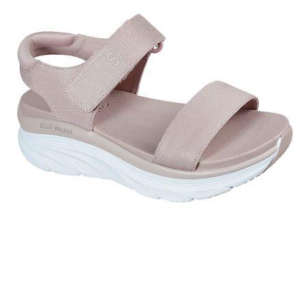 Skechers D'Lux Walker New Block Women's Sandals - SS21