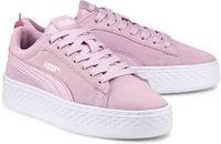 Smash Platform Sd von Puma in rosa für Mädchen. Gr. 38,41
