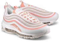 Sneaker Air Max 97 von Nike in weiß für Damen. Gr. 36,37 1/2,38,38 1/2,39,40,40 1/2,41,42