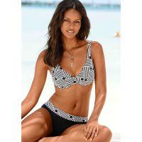 S.OLIVER bikini Bikini-Oberteile weiß Damen Gr. 36D