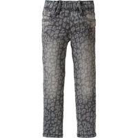s.Oliver Jeans mit Leoprint Regular Fit für Mädchen