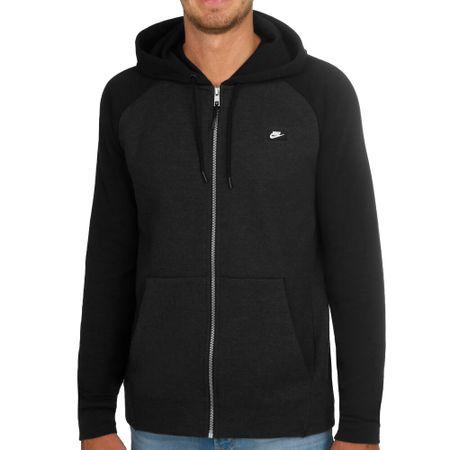 Sportswear Optic Fleece Trainingsjacke Herren