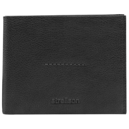 Strellson Coleman 2.0 Billfold H8 Kombibörse 12 cm - black