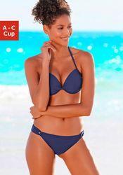 Sunseeker Push-Up-Bikini Miami in geknoteter Optik