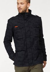 Superdry Fieldjacket Classic Rookie Military Jacket
