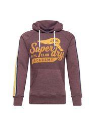 Superdry Kapuzensweatshirt ACADEMY ATHLETICS