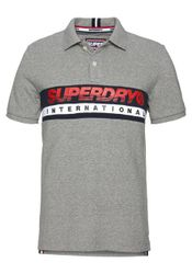 Superdry Poloshirt »INTERNATIONAL CHEST BAND POLO«