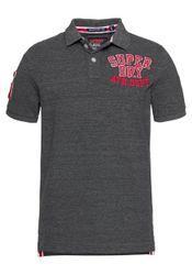 Superdry Poloshirt »OLDSKOOL SUPERSTATE POLO« in schwerer Qualität