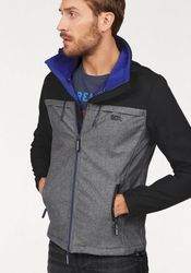 Superdry Softshelljacke SD TRACK WINTREKKER
