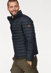 Superdry Steppjacke Double Zip Fuji