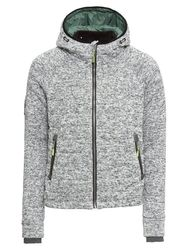 Superdry Steppjacke STORM QUILTED ZIPHOOD