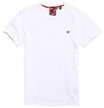 Superdry T-Shirt mit Logobadge