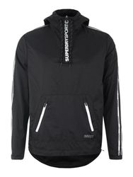 Superdry Trainingsjacke ACTIVE TRAINING OVERHEAD SHELL
