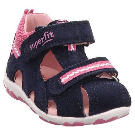 Superfit   Fanni   0-600036   Sandale   Lauflern blau, 23