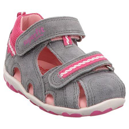 Superfit   Fanni   0-600036   Sandale   Lauflern grau, 25