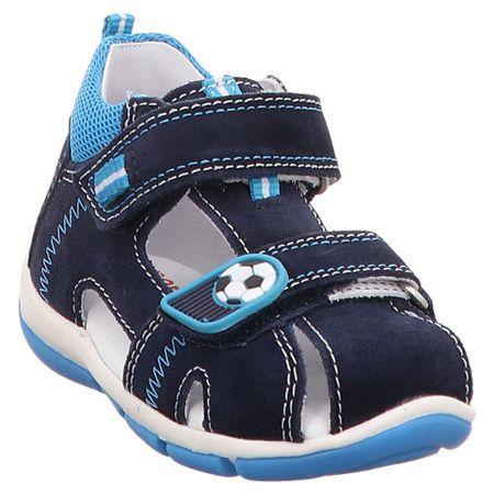 Superfit   Freddy   0-800144   Sandale Lauflern blau, 25