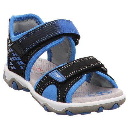 Superfit   Mike 3.0   609466   Jungen Sandale 26, schwarz   blau