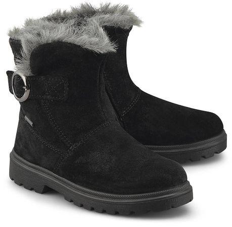 superfit, Winter-Boots Spirit in schwarz, Stiefel für Mädchen