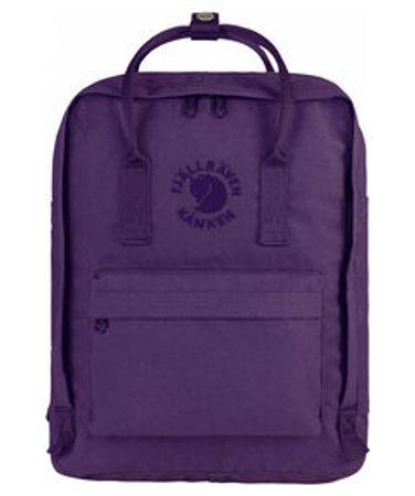 Tages- und Wanderrucksack ´´Re-Kanken´´ - deep violet