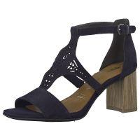 Tamaris Klassische Sandaletten dunkelblau Damen Gr. 36