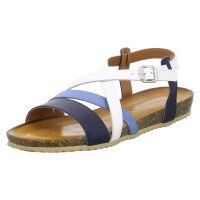 Tamaris Sandalen 1-28608 Klassische Sandalen blau Damen Gr. 37