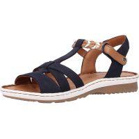 Tamaris Sandalen Klassische Sandaletten dunkelblau Damen Gr. 39