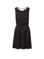 TOM TAILOR DENIM Kleid schwarz   S