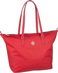 Tommy Hilfiger Handtasche Poppy Tote 6443 Tommy Red
