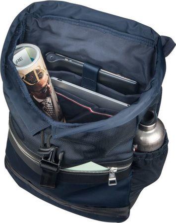 TOMMY HILFIGER Rucksack / Daypack Nylon Mix Flap Backpack 4768