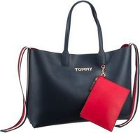 Tommy Hilfiger Shopper Iconic Tommy Tote Corporate (innen: Rot)